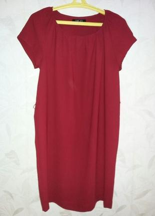 Платье, 50, полиэстер, incity