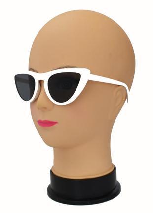 Модные женские солнцезащитные очки 88592 жіночі сонцезахисні окуляри