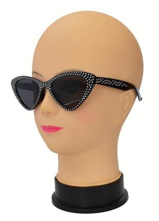Модные женские солнцезащитные очки 18865 жіночі сонцезахисні окуляри