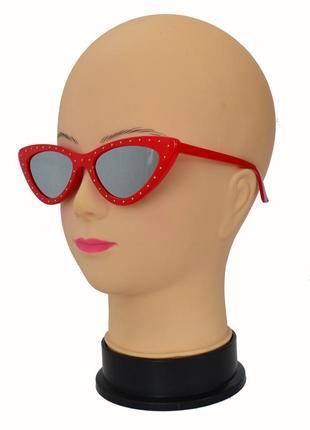 Новинка       модные женские солнцезащитные очки 18260 жіночі сонцезахисні окуляри