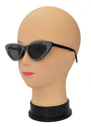 Модные женские солнцезащитные очки 16416 жіночі сонцезахисні окуляри