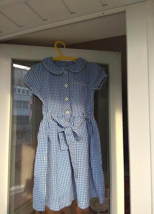Платье девочке сарафан