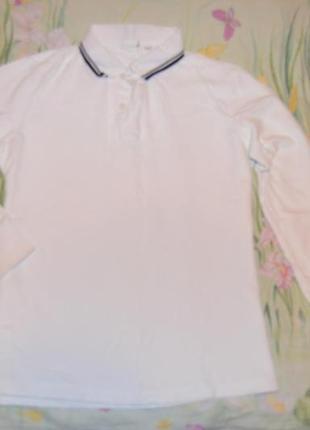 Фирменный реглан, рубашка
