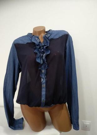 Garcia jeans рубашка/блуза италия