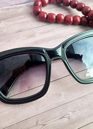 Стильные очки в необычной оправе aolise