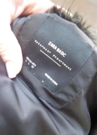 Куртка  с мехом.6 фото