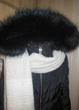 Куртка  с мехом.9 фото