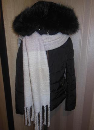 Куртка  с мехом.10 фото