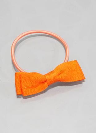 Оригинальная резинка для волос-бантик от бренда cos разм. one size