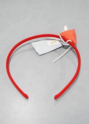 Оригинальный обруч для волос от бренда cos разм. one size