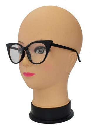 Женские стильные имиджевые очки 18240