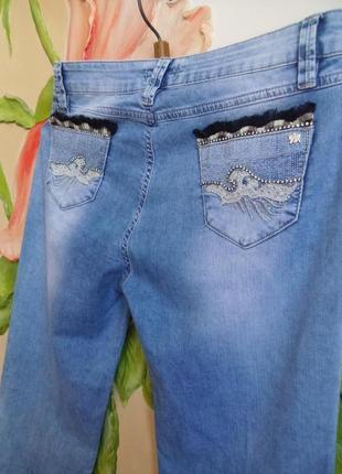 Фирменные джинсы р.482 фото
