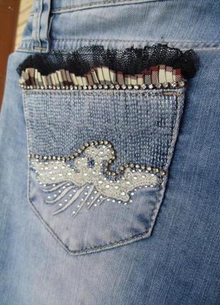 Фирменные джинсы р.483 фото