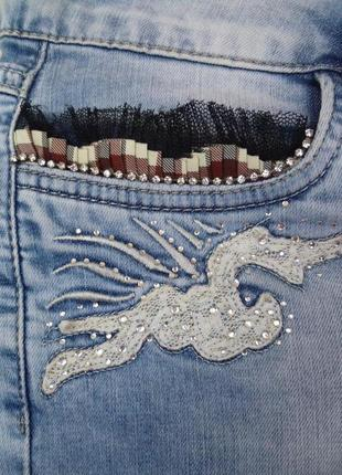 Фирменные джинсы р.484 фото