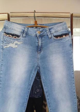 Фирменные джинсы р.485 фото