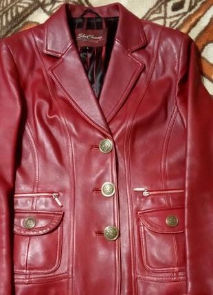 2288f856d19 Кожаные куртки женские в Житомире 2019 - купить по доступным ценам ...