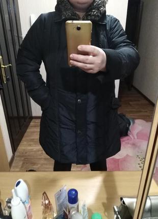 64839cdffbd Новая зимняя курточка designer большой размер