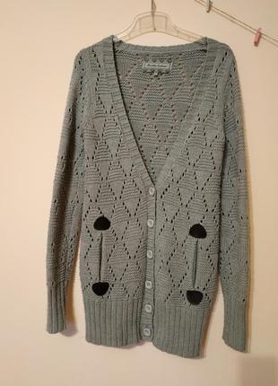 Кардиган свитер bershka
