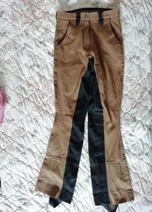 Штаны для верховой езды конного спорта sonnenreiter by ella nova 36-s-44 размер