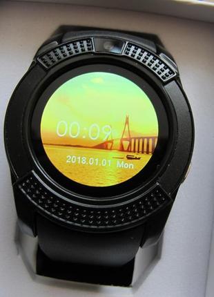 Смарт часы v8 умные часы smart watch v84