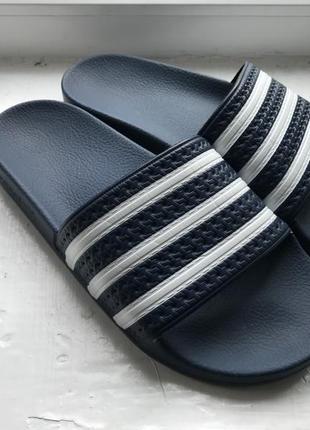 Adidas новые шлепанцы 40р оригинал