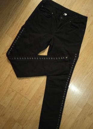 H&m фирменные джинсы штаны брюки2 фото