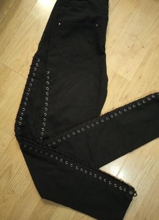 H&m фирменные джинсы штаны брюки3 фото
