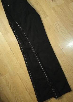 H&m фирменные джинсы штаны брюки4 фото