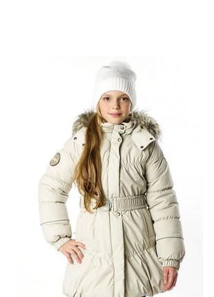 Зимнее пальто lenne bree на девочку р.158 - 2 шт.