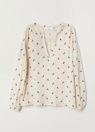Рубашка h&m, можно беременным