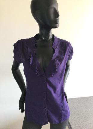Котонова блузка від laura ashley
