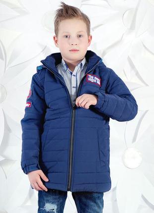 Куртка-парка на флисе