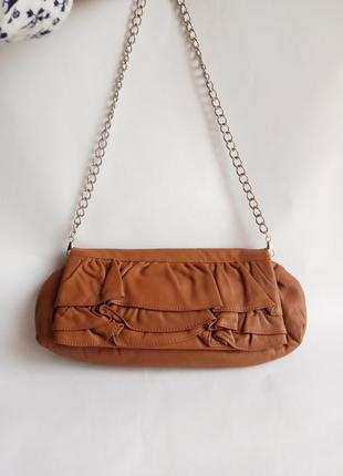 Кожаный клатч сумочка сумка касати casati