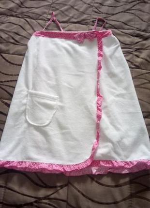 Продам полотенце - халат для бани и сауны xl