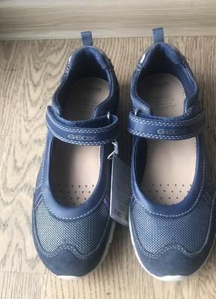 Туфли для девочки geox respira