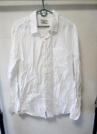 Мужская рубашка размеры m l xl xxl
