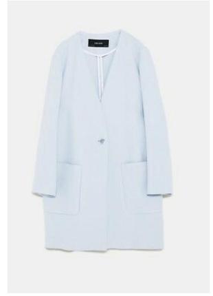Нежное пальто zara