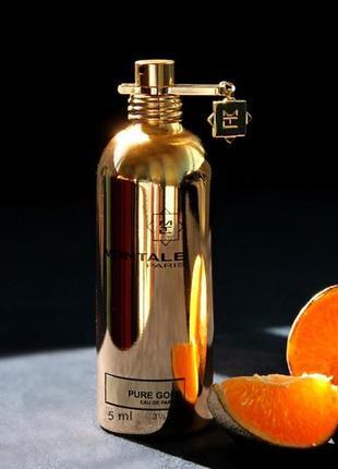 Montale pure gold парфюмиров.вода оригинал