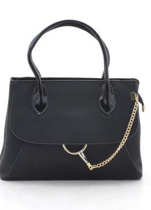 Новая черная женская сумка