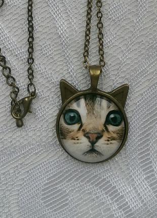 Подвеска, кулоны кот