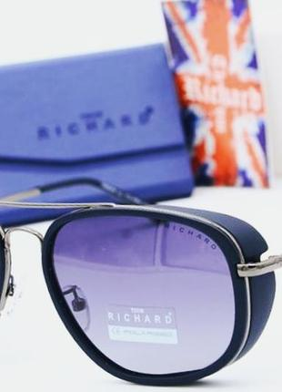 Фирменные очки тишейды thom richard polarized unisex  авиатор