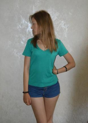 Яркая летняя футболка от marks & spencer