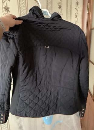 Курточка стеганная zara