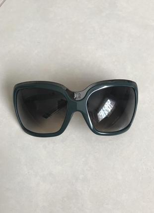 Очки солнцезащитные фирменные дорогой бренд john richmond