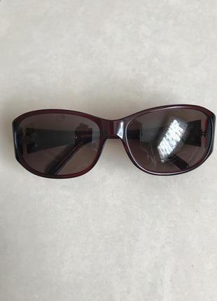 Очки солнцезащитные фирменные дорогой бренд strenesse