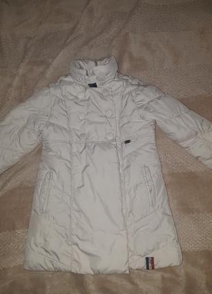 Стильное пальто-куртка tommy hilfiger