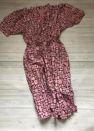 35dc3431209 Красивое летнее макси-платье от тм lesya. по цене опта. размер 46 ...