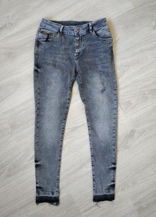 Женские джинсы,джинсы скини,серые джинсы,джинсы
