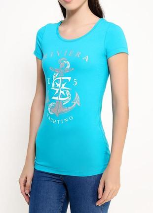 Новая х/б футболка от oodji размеры укр. 42,48,50