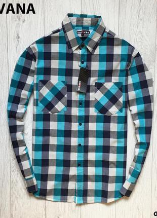 Мужская рубашка nirvana - new!!